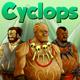 2D Game Cyclops Character Spritesheet