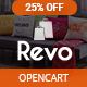 Revo - Drap & Drop Multipurpose OpenCart Theme