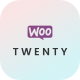 Twenty - A Trendy & Versatile WooCommerce WordPress theme