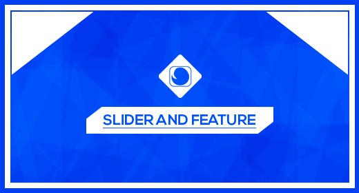 Slider And Feature