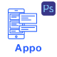 Appo Landing Page PSD Template