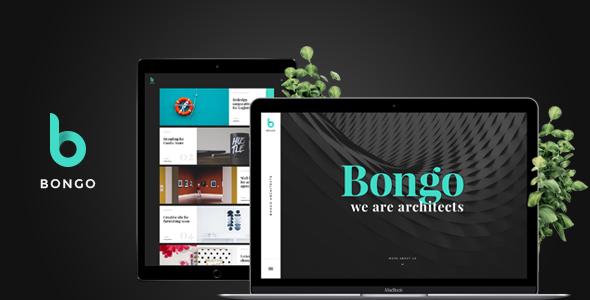 Bongo - Multi Сoncept PSD template for Portfolio