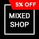 Mixedshop - Multipurpose Prestashop Theme