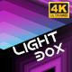 Light box music
