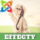 Effecty - Responsive Single Page Responsive Joomla Theme