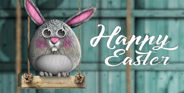 Videohive Happy Easter 19648947