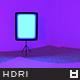High Resolution Photo Studio HDRi Map 006