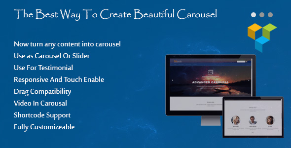 Ultimate Carousel For Visual Composer
