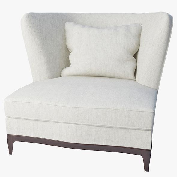 3DOcean armchair 19649994