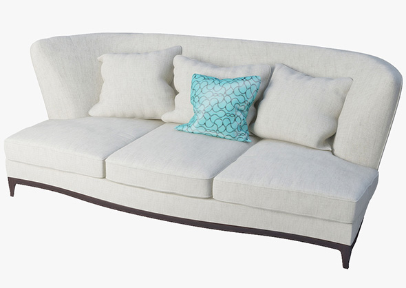 3DOcean Sofa 19650109