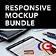 Responsive Screen MockUp Pack | Bundle Edition