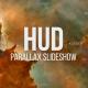 HUD Parallax Slideshow