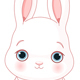 Bunny Holds Lady Bug