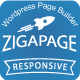 ZigaPage - WordPress Page Builder