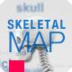 3D Skeletal Map