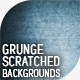 Grunge Scratched backgrounds