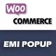 WooCommerce EMI Popup