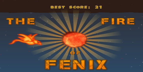 CodeCanyon The Fire Of Fenix 19613784