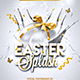 Easter Splash Flyer Template