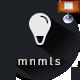 mnmls - Clean Creative Unique Keynote Template