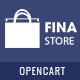 Fina - Responsive Multipurpose OpenCart 2.3.x Theme