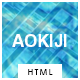 Aokiji - Construction & Business HTML Template