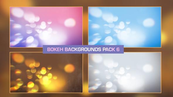 VideoHive Bokeh Background Loop Pack6 19654864