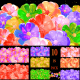 Colorful Flowers Transition Pack