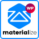 Download Materialize - Material Design Multipurpose WordPress Theme from ThemeForest