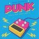 Pop Funk Music Flyer