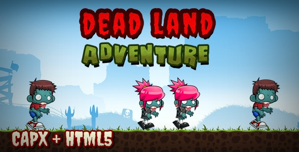 Dead Land Adventure