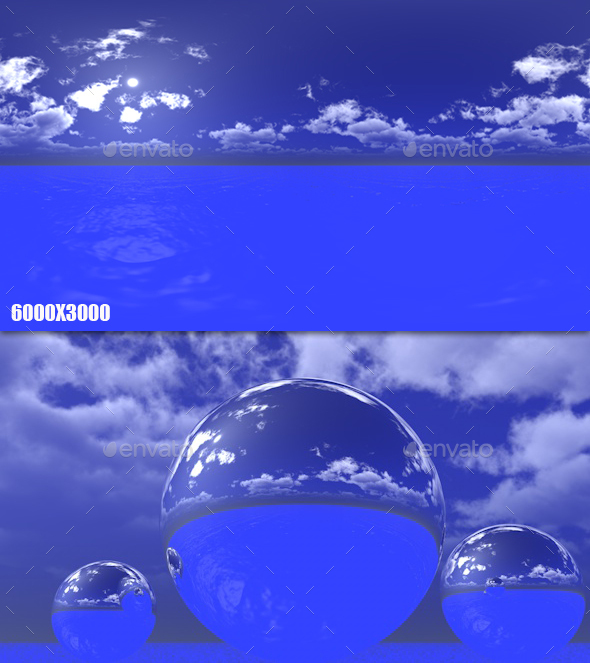 3DOcean Sky 68 19656053