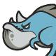 Rhino Monster Spritesheet