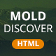 Mold Discover - Travel & Tour HTML Template for Adventure/Tourism Agency