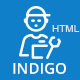 Indigo Labour Directory HTML Template