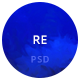 Re Agency Psd Template