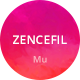 Zencefil Creative Muse Template