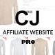CJ Affiliate Website Pro
