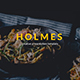 Holmes - Food Powerpoint Template