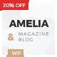 Moana - Personal & Magazine WordPress Responsive Blog Theme