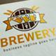 Brewery Logo Template