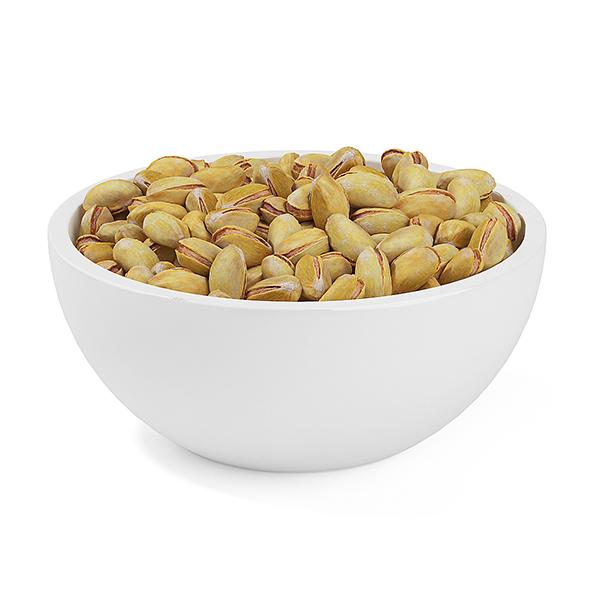 3DOcean Bowl of Pistachios 19660814