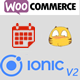 Ionic2WooBooking - Ionic2 Woocommerce Booking App