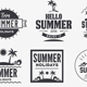 10 Summer Badges