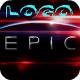 Epic Robot Logo Ident