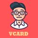 WP-Card | Personal vCard & CV Resume Template