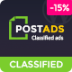 PostAds - Classified Ads WordPress Theme
