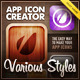 App Icon Creator - GraphicRiver Item for Sale