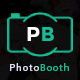Download PhotoBooth - Photo Booth template from ThemeForest