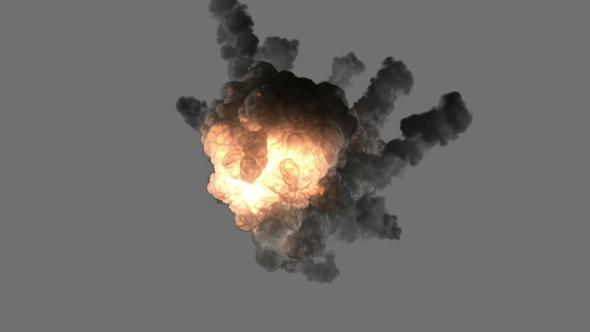 VideoHive Bomb Explosion 19668751